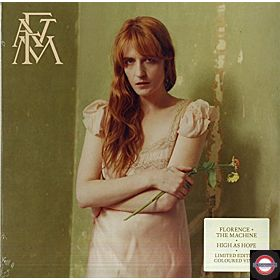 Florence + the machine - High as hope (Limited yellow vinyl)