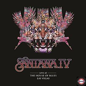 Santana IV - Live At The House Of Blues Las Vegas (3LP + DvD)