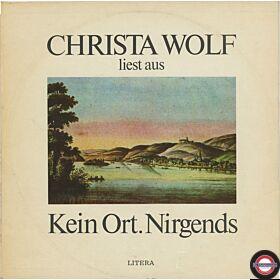 Christa Wolf - Christa Wolf Liest Aus Kein Ort. Nirgends