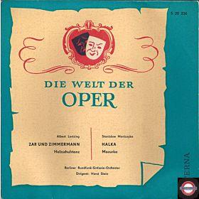 Die Welt der Oper - Albert Lortzing & Stanislaw Moniuszko