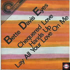 "Bette Davis Eyes (7"" Amiga-Quartett-Serie)"