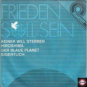 "Frieden soll sein  (7"" Amiga-Quartett-Serie)"
