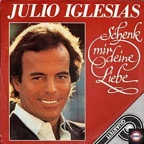 """Julio Iglesias (7"""" Amiga-Quartett-Serie)"""