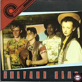 "Culture Club  (7"" Amiga-Quartett-Serie)"