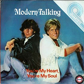 Modern Talking (Amiga-Quartett-Serie)