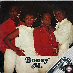 """Boney M. (7"""" Amiga-Quartett-Serie)"""