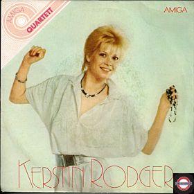 """Kerstin Rodger  (7"""" Amiga-Quartett-Serie)"""