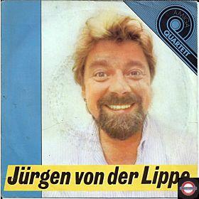 """Jürgen von der Lippe   (7"""" Amiga-Quartett-Serie)"""