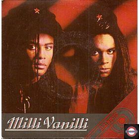 """Milli Vanilli  (7"""" Amiga-Quartett-Serie)"""