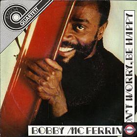 "Bobby Mc Ferrin  (7"" Amiga-Quartett-Serie)"