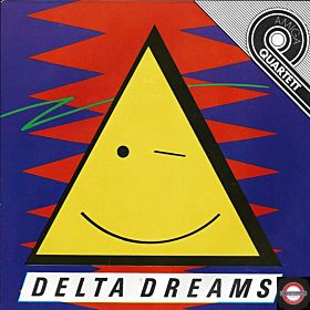 "Delta Dreams (7"" Amiga-Quartett-Serie)"