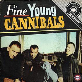 """Fine Young Cannibals  (7"""" Amiga-Quartett-Serie)"""
