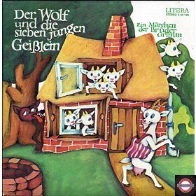 """Der Wolf und die sieben Geißlein (7"""" EP)"""