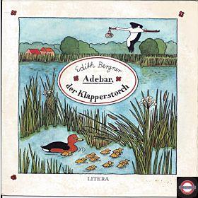 """Adebar, der Klapperstorch (7"""" EP)"""