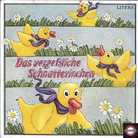 """Das vergeßliche Schnatterinchen (7"""" EP)"""