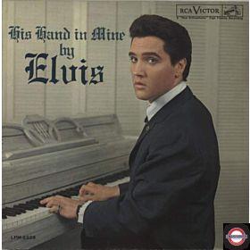 Elvis Presley: His hand in mine
