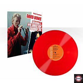 DAVID BOWIE Christiane F. WIR KINDER VOM BAHNHOF ZOO (Original Soundtrack, rotes Vinyl)