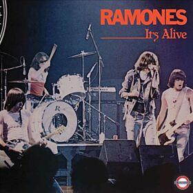 Ramones - It`s Alive (LTD. Red/Blue 2LP) VÖ:24.01.2020