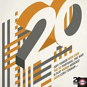 20 Jahre radio eins (4 LP + 7'' Vinyl)
