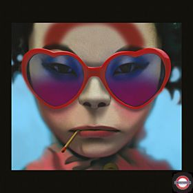 GORILLAZ - HUMANZ (Coloured Vinyl)