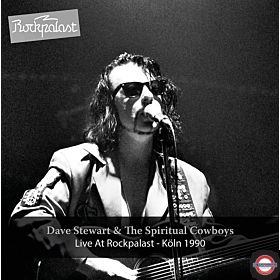 Dave Stewart & The Spiritual Cowboys - Live At Rockpalast (Köln 1990)