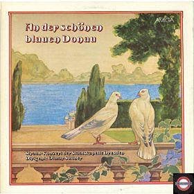 An Der Schönen Blauen Donau - Strauß-Konzert Der Staatskapelle Dresden