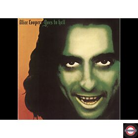 Alice Cooper - Goes To Hell (Orange LP)