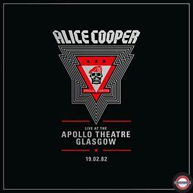 ALICE COOPER - Live from the Apollo Theatre Glasgow Feb 19.1982 (2LP) RSD 2020