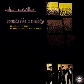 ALPHAVILLE - Sounds Like A Melody (12 Inch Single Yellow Coloured) RSD 2020