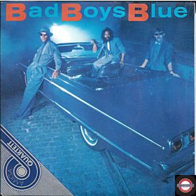 "Bad Boys Blue  (7"" Amiga-Quartett-Serie)"