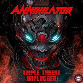 Annihilator - Triple Threat Unplugged (LTD. Picture Disc) RSD 2020