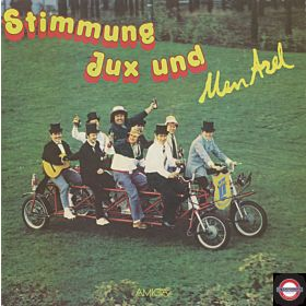 Acim Mentzel -- Stimmung Jux Und Mentzel