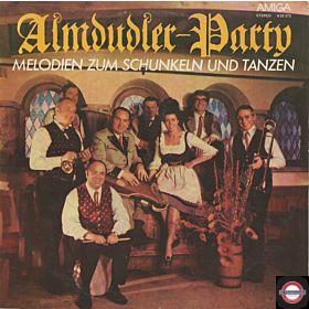 Alfons Bauer und seine Almdudler- Amdudler-Party