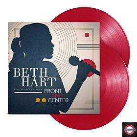 Hart Beth - Front And Center-Live From NY (2LP, RSD 2019)