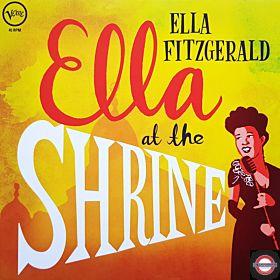 Ella Fitzgerald – Ella At The Shrine ( RSD Black Friday )