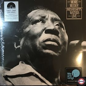 "Muddy Waters ‎– More Muddy ""Mississippi"" Waters Live ( RSD Black Friday)"