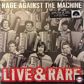 Rage Against The Machine - Live & Rare ( Black Friday 2018)