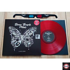 Stone Temple Pilots - Live 2018 ( Red Vinyl , RSD Black Friday 2018)