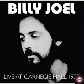 Joel Billy - Live At Carnegie Hall 1977 (RSD 2019)