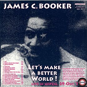 James C. Booker - Let´s Make a Better World