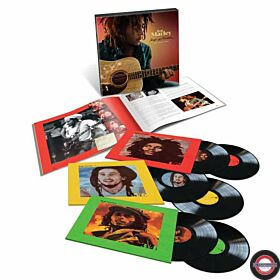 Bob Marley: Songs Of Freedom: The Island Years (Limited Edition) (LP Box) (180g)