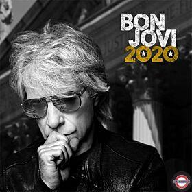 Bon Jovi - 2020 (Gold Vinyl)