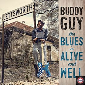 BUDDY GUY — The Blues is Alive and Well