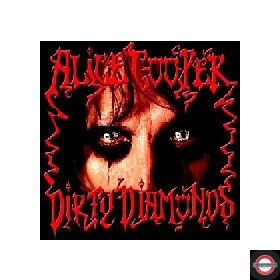 Alice Cooper - Dirty Diamonds (Transparent Red) RSD 2020