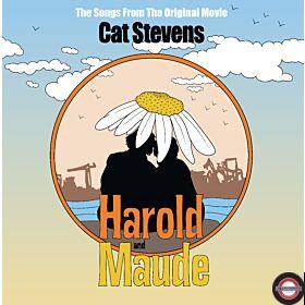 RSD 2021: Cat Stevens: Harold & Maude OST (orange vinyl)