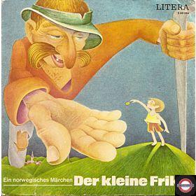 """Der kleine Frikk - ein norwegisches Märchen (7"""" EP)"""