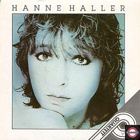 """Hanne Haller  (7"""" Amiga-Quartett-Serie)"""
