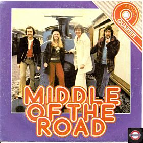 "Middle Of The Road (7"" Amiga-Quartett-Serie)"