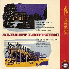 """Albert Lotzing - aus """"Der Wildschütz"""" & aus """" Zar und Zimmermann"""""""
