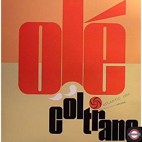 JOHN COLTRANE — Olé Coltrane